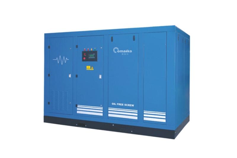 ETC专用无油变频螺杆式空压机