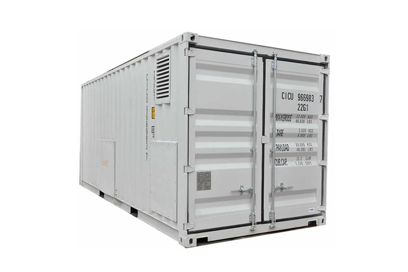 集装箱式压缩空气站
