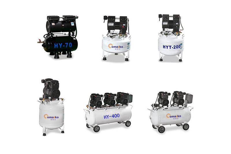 HY医用静音节能全无油空气压缩机