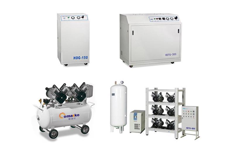 HD系列静音无油空气压缩机