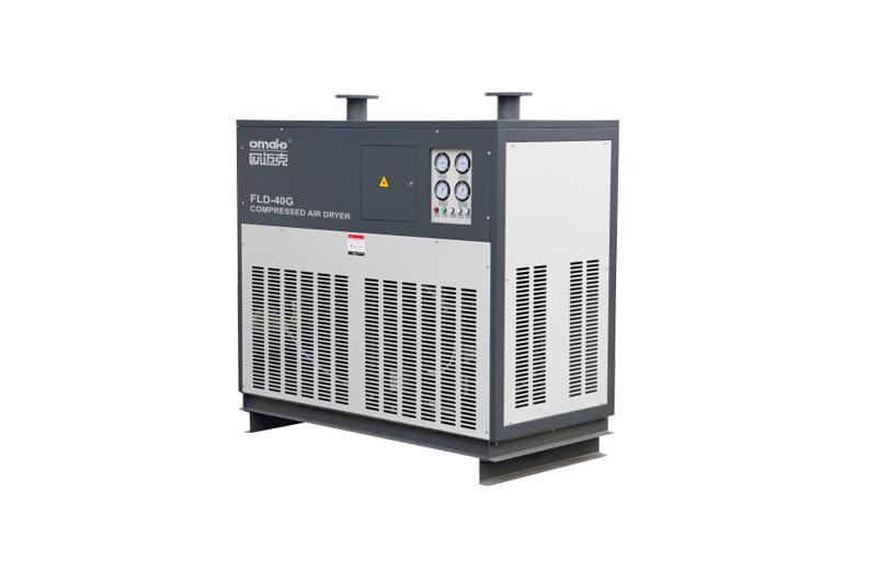 FLD国标风冷压缩空气冷冻式干燥机