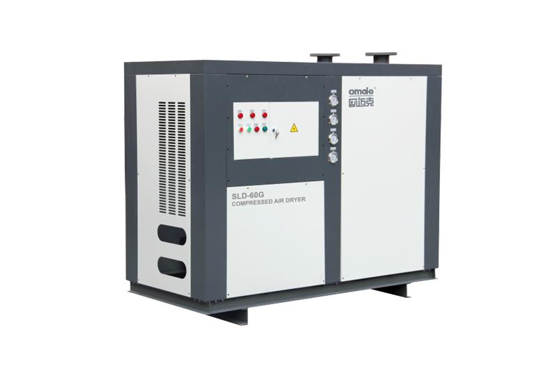 SLD国标水冷压缩空气冷冻式干燥机