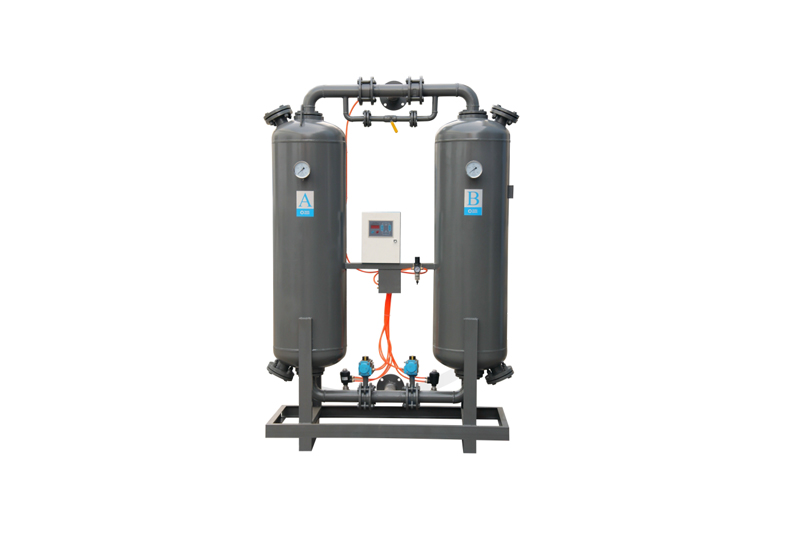 WXF(W)国标无热吸干机