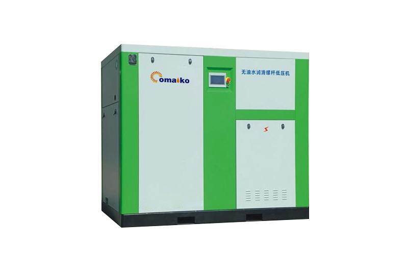 医用两级压缩节能永磁变频全无油螺杆式空压机
