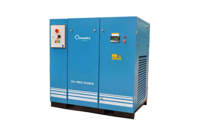 ETC专用工频节能全无油螺杆式空压机