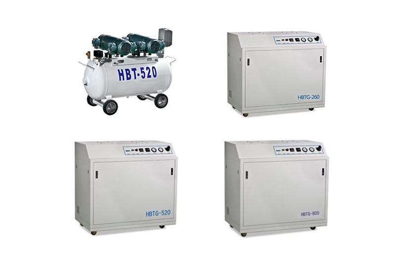 HB系列静音无油空气压缩机