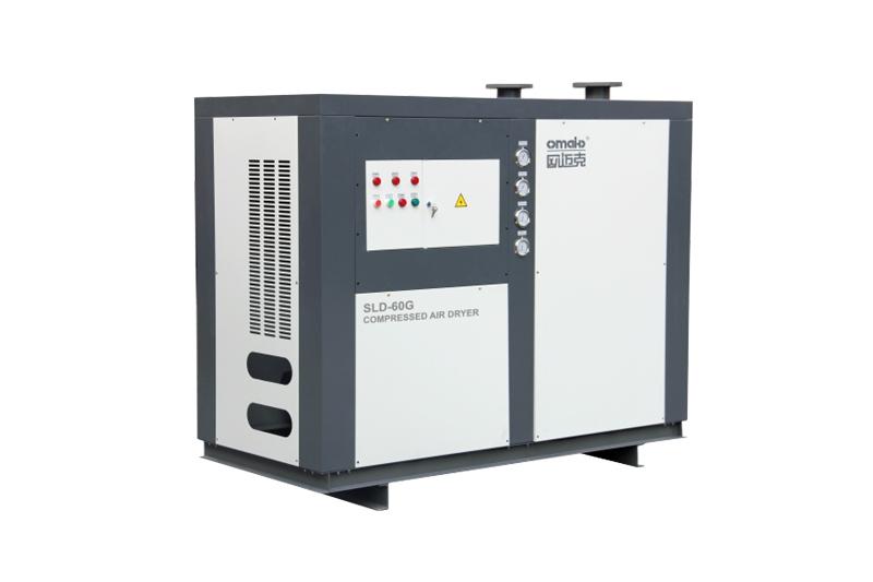 SLD国标水冷冷干机