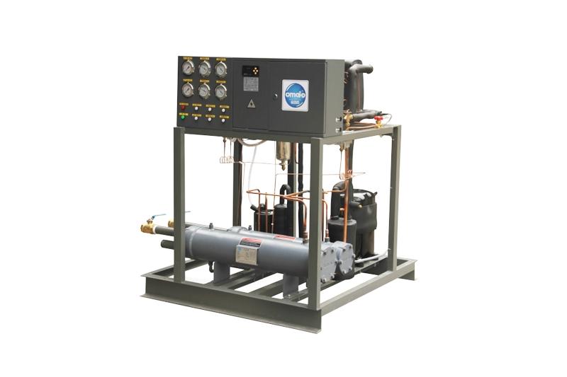 深冷型空压机压缩空气冷冻式干燥机