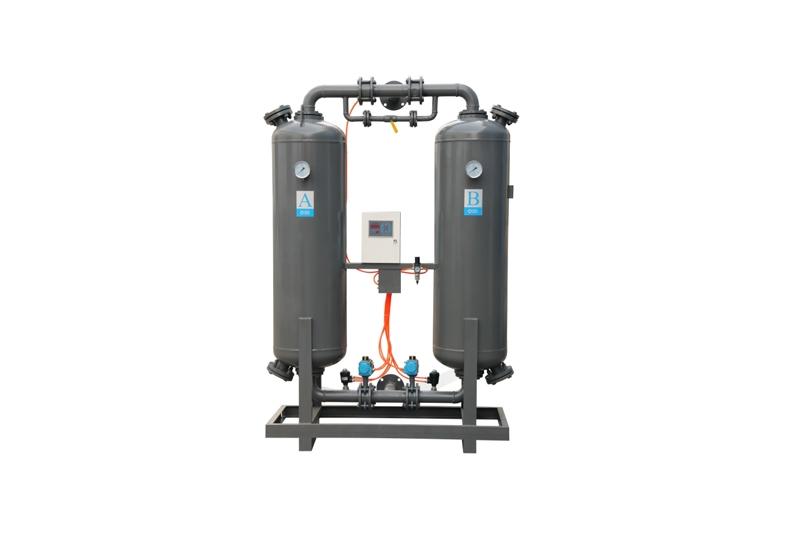 WXF(W)国标无热压缩空气吸附式干燥机