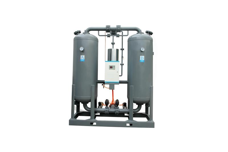 WXF(Y)国标微热压缩空气吸附式干燥机