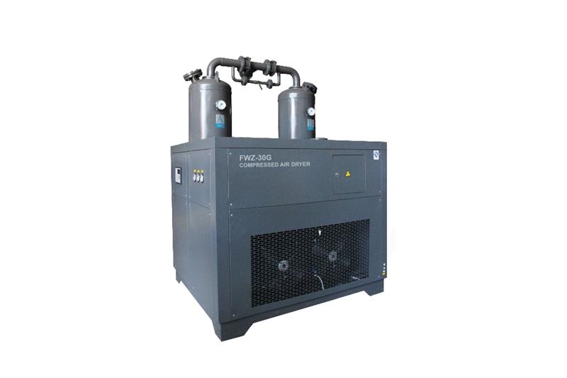 节能空压机组合式压缩空气干燥机