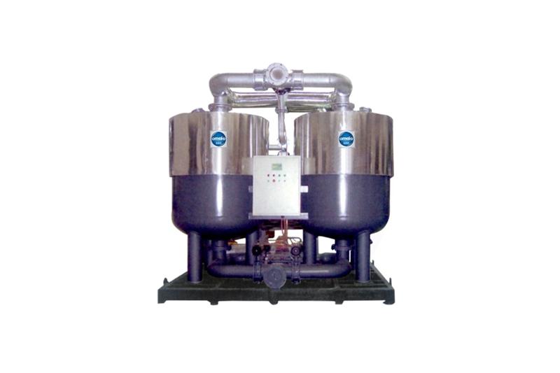YFB国标余热再生压缩空气干燥机