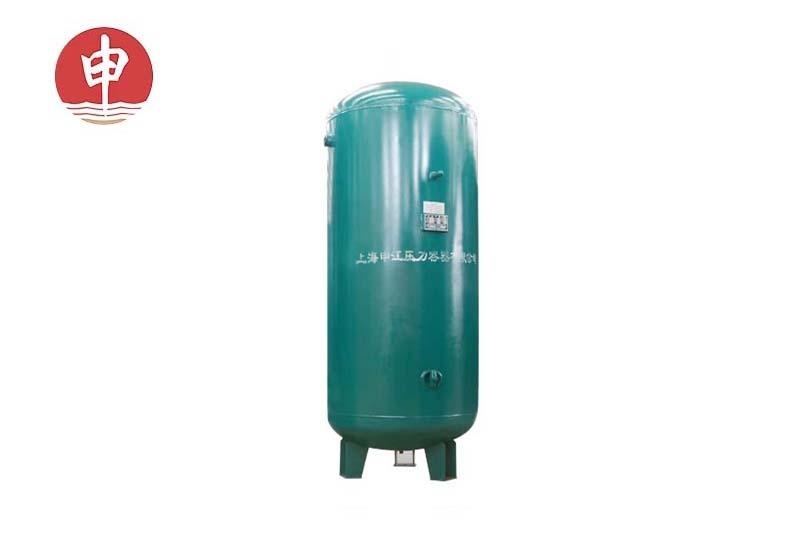申江碳素钢低压空压机压缩空气储气罐(0.8-1.6Mpa)