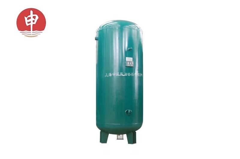 申江碳素钢中压储气罐(2.5-4.0Mpa)