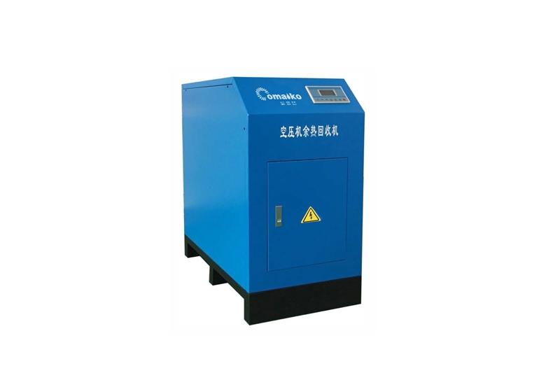 单油路回收式空气压缩机余热转换机