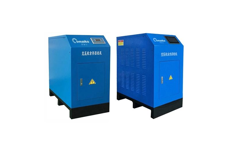 油气双路回收式压缩空气余热转换机