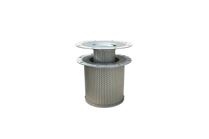 8000小时高端油气分离芯 寿力空压机保养配件02250100-755(02250100-756)