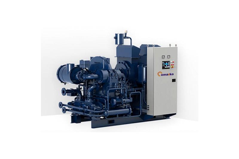 欧迈克节能全无油离心式空气压缩机