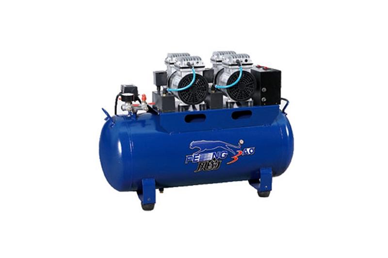 节能静音医用全无油空压机OB550DO-20A55