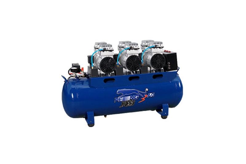 节能静音医用全无油空压机OB550/750DO-30A65