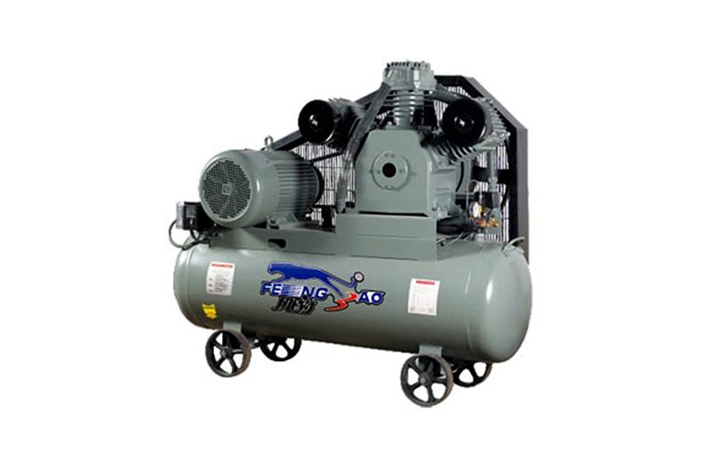 皮带传动式防爆全无油空压机WW-0.65/0.7/0.9/7/10/12.5/HH