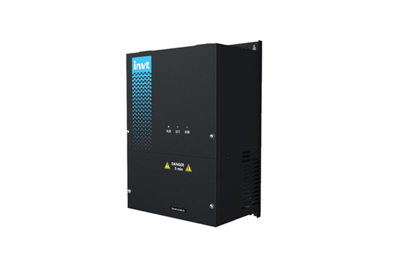 英威腾Goodrive300-21空压机双变频一体机变频器