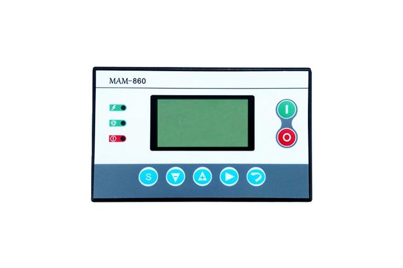 涡旋空压机维修配件——MAM860(Ⅳ)控制器
