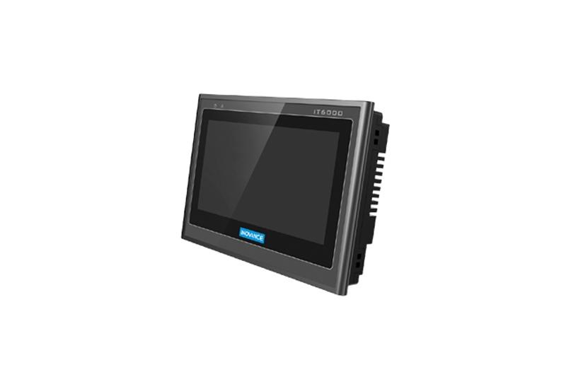 螺杆式空压机维修配件——汇川IT6000-IOT空压机HMI人机交互触摸屏