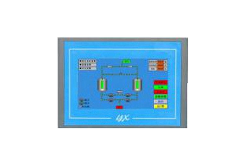 嵌入式触摸屏无热/微热吸干/组合式压缩空气干燥机控制器