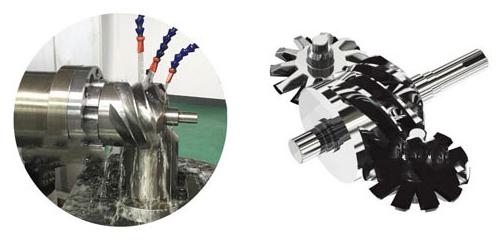 食品级水润滑节能中高压永磁变频全无油螺杆式空压机核心技术匠心设计